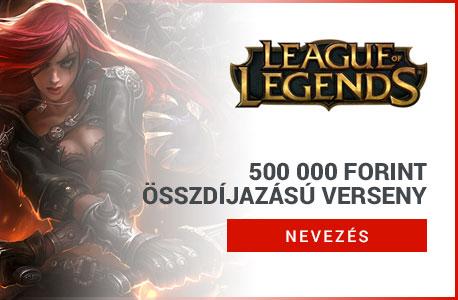 League of Legends bajnokság